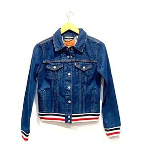 NEW Levi's Women's Denim Jean Jacket